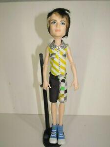 Monster High Doll Jackson Jekyll 12 inch Mattel Boy Doll