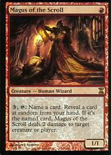 Magus of the scroll foil | nm | time Spiral | Magic mtg