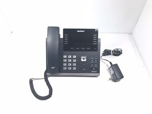 Yealink SIP-T46S Gigabit HD IP Phone w/ AC Adapter Verizon