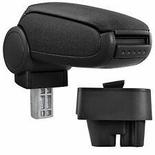PEUGEOT 207 SW CC FIT CENTER ARMREST/ARMREST NEW TEXTILE (LEATHER OPTIONAL)