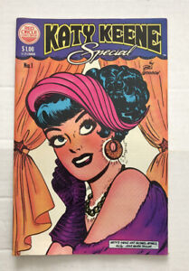 Lot of 3 KATY KEENE Special  - #1 (Red Circle Comics), #3 & #5 (Archie Romance)