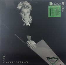 "12"" LP-Annabel Lamb-when Angels Travel-k2211-Slavati & cleaned"