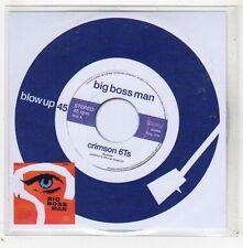 (GE266) Big Boss Man, Cimson 6T's - 2014 DJ CD