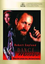 DANCE MACABRE (1992 Robert Englund)  - Region Free DVD - Sealed