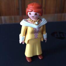 Playmobil S13 princesse robe dorée