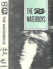 WATERBOYS THE WATERBOYS  CASSETTE ALBUM Folk Rock, Blues Rock, Jazz-Rock, Altern