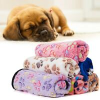 Puppy Blanket for Pet Cushion Small Dog Cat Doggy Bed Soft Warm Sleep Sofa Mat