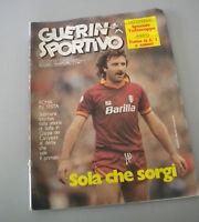 Guerin Deportivo Noviembre 1983 Completo De Accesorios - La C1 - Excelente