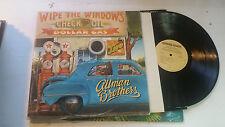 Capricorn Records 2CX0177 Allman Brothers Band Wipe The Windows 2 LP '76 gregg