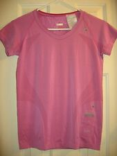 ~Nike~Dri-Fit Youth Girls Pink Athletic Top, Size L, Place for MP3, EUC