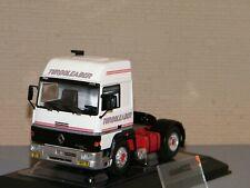 RENAULT R370 TURBOLEADER 1987 BLANC IXO 1/43 Réf TR089