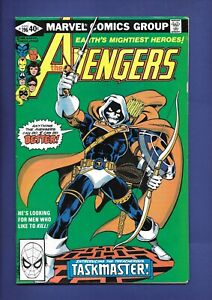 Avengers #196 1st Full Appearance Taskmaster (Black Widow Movie) MARVEL COMICS