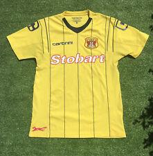 Carlisle United Football Shirt Small Cabrini Away