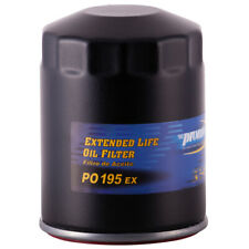 Engine Oil Filter-Extended Life Oil Filter Pronto Po195Ex(Fits: Lynx)