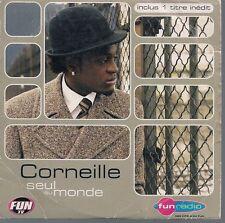 CD 4 TITRES CORNEILLE--SEUL AU MONDE--2004