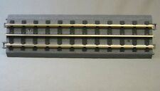 "MTH REAL TRAX 10"" STRAIGHT TRAIN TRACK SECTION 3 rail O Gauge 40-1001 NEW"