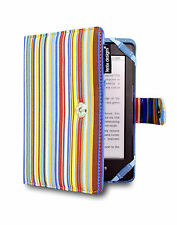 "Lente Designs® Amazon Kindle & 6"" Paperwhite Kindle protection in Siena Stripes"