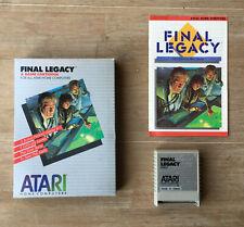 Atari XE/XL -- Final Legacy -- Boxed Game -- RX8067