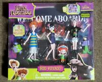 Hotel Transylvania 3 Boo Voyage 4 Action Figure Toy Gift Set Limited Edition NEW