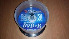 31 Verbatim DVD + R in Spindelbox - Rohlinge sind NEU 4,7 GB - 16 x schreiben
