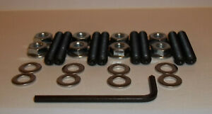 """SMALL BLOCK CHEVY Valve Cover Studs 1.5"""" Long Stud Kit 283 302 327 350 383 400"""