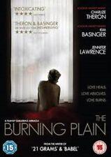 The Burning Plain DVD, Charlize Theron; Kim Basinger; NEW AND SEALED