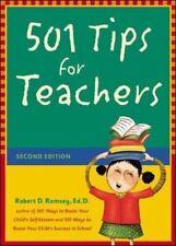 501 Tips for Teachers