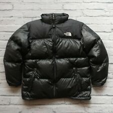 Vintage North Face 600 Down Puffer Jacket Childrens Size XL Womens Nuptse Puffy