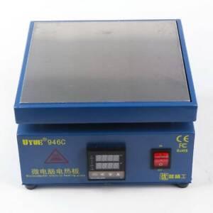 Electronic Hot Plate Preheat Preheating Station 946C 220V 1PCS
