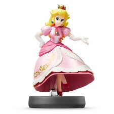 Amiibo Peach Super Mario Bros. Nintendo Wii 3DS Game Accessory from Japan