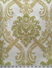 Kalin Fabrics Anna Lime 100% Polyester Fabric
