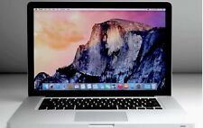 "Apple MacBook Pro 15.4"" Intel QC i7 2.3GHz HD 512 SSD RAM 16GB (2012) A Grade"