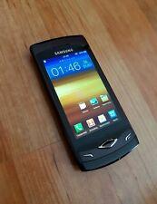 Samsung Wave gt-s8500 en titanio