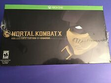 Mortal Kombat X *Collector's Edition* (XBOX ONE) NEW
