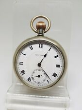 Vintage Craftsman pocket watch working