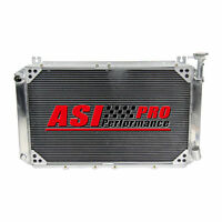 3 ROW RADIATOR FOR NISSAN GQ PATROL Y60 4.2L PETROL TB42S&TB42E MT 1988-97 96 95