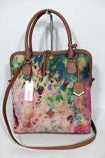 Neu Oilily Handtasche Schultertasche Tasche Shopper Carry All Bag bunt (139)