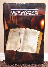 Doutrina E Convenios A Perola De Grande Valor Portuguese 14 CD Set LDS Audiobook
