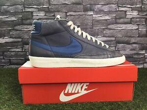 Nike Blazer Mid Blue Size 9