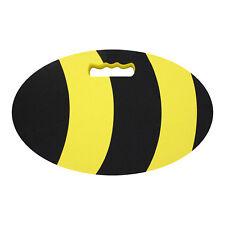 Thick Bumble Bee Garden Kneeling Pad, Stadium Seat Pad, Yoga Pad Garage Knee Pad