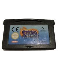 Spyro: Season of Ice (Nintendo Game Boy Advance, 2001) Tested Working