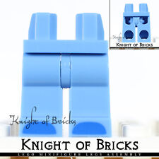 LEGO Minifigure Legs MEDIUM BLUE Hips with BLUE Hooves Costume Party City