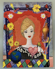 Mattel Barbie Artist Series McElroy Puzzle 550 Pieces Preowned Complete