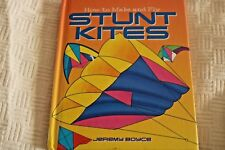 How to make and fly STUNT KITES Reference BOOK Diagrams complete Kite Flying 05*