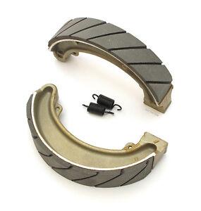 EBC Grooved Rear Brake Shoes - Honda CB350 CB350F CL350 CB360 CB400F - 315G