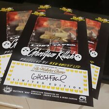 Ghostface Killah The Lost Tapes Autographed Poster + FREE Digital Album