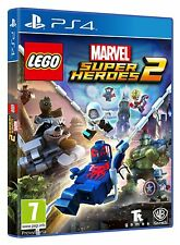 VIDEOGIOCO LEGO MARVEL SUPER HEROES 2 PS4 GIOCO PLAY STATION 4 ITALIANO NUOVO