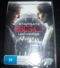 Stargate Universe SGU Second & Final Season 2 (Australia Region 4) DVD – New