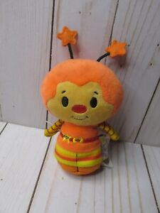 W Hallmark ITTY BITTYS Rainbow Brite Orange Bug OJ  Plush  no Tush tag b37