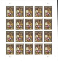 Kwanzaa 2018 Sheet of 20 Forever Stamps Scott 5337